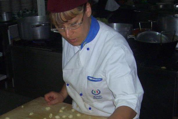 ORECCHIETTA Restaurant - Candela (FG)