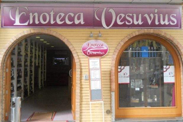 ENOTECA VESUVIUS - Posrtici (NA)