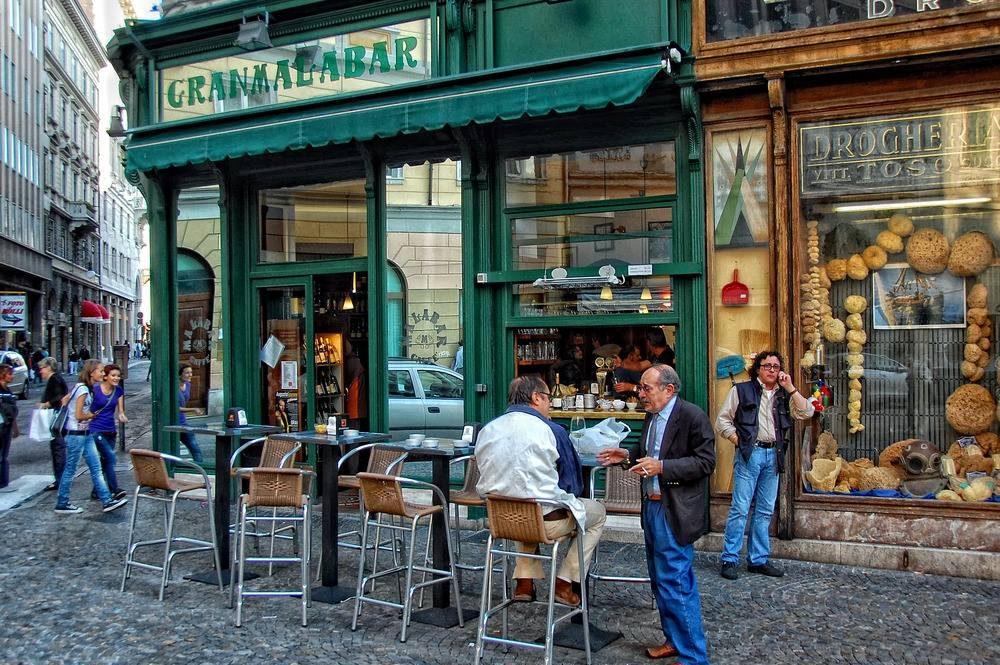 Gran Malabar Caffè - Trieste