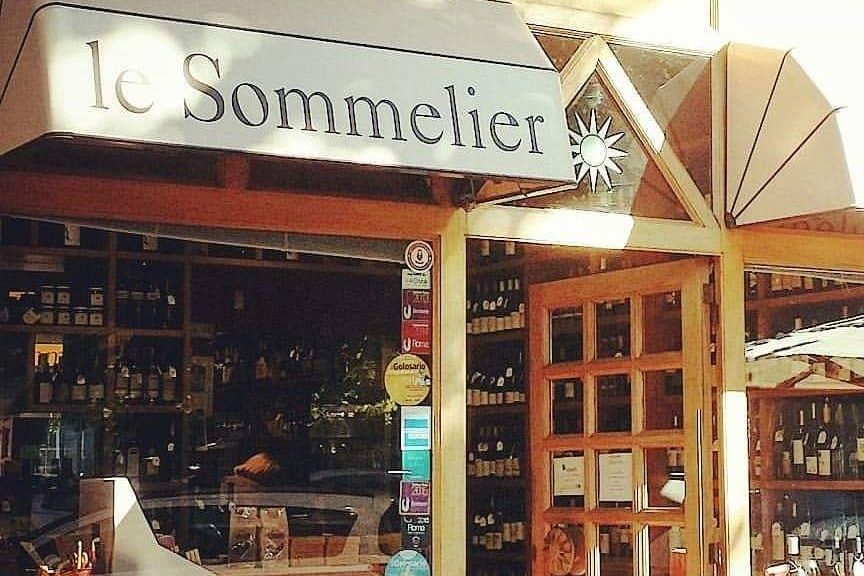 """CINTI """"LE SOMMELIER"""" Wine Store - Roma"""